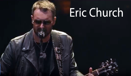 Eric Church Red Rocks